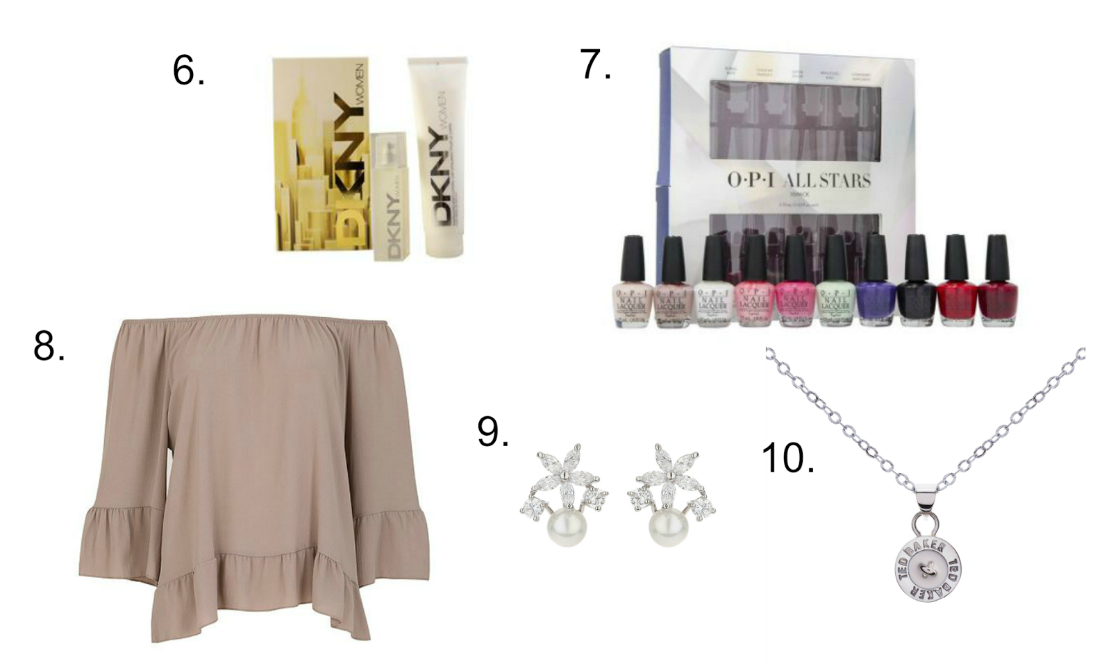 christmas gift guide for her fashion and beauty