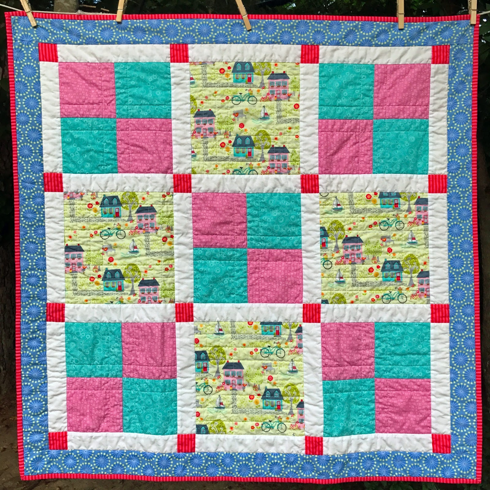 Cheeky Cognoscenti: My Finished Quilts : beginners quilting classes - Adamdwight.com