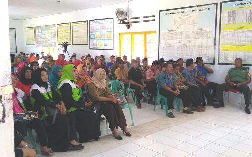 Pra Verifikasi Oleh Tim FKS, Terus Bergerak Di ,5 Kecamatan Kepulauan