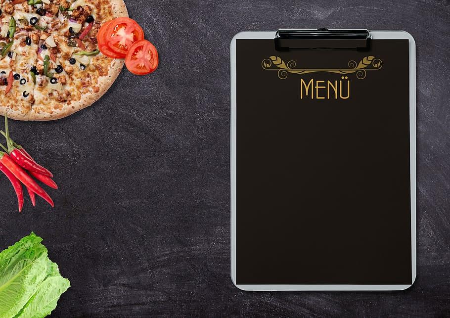 contoh background menu makanan