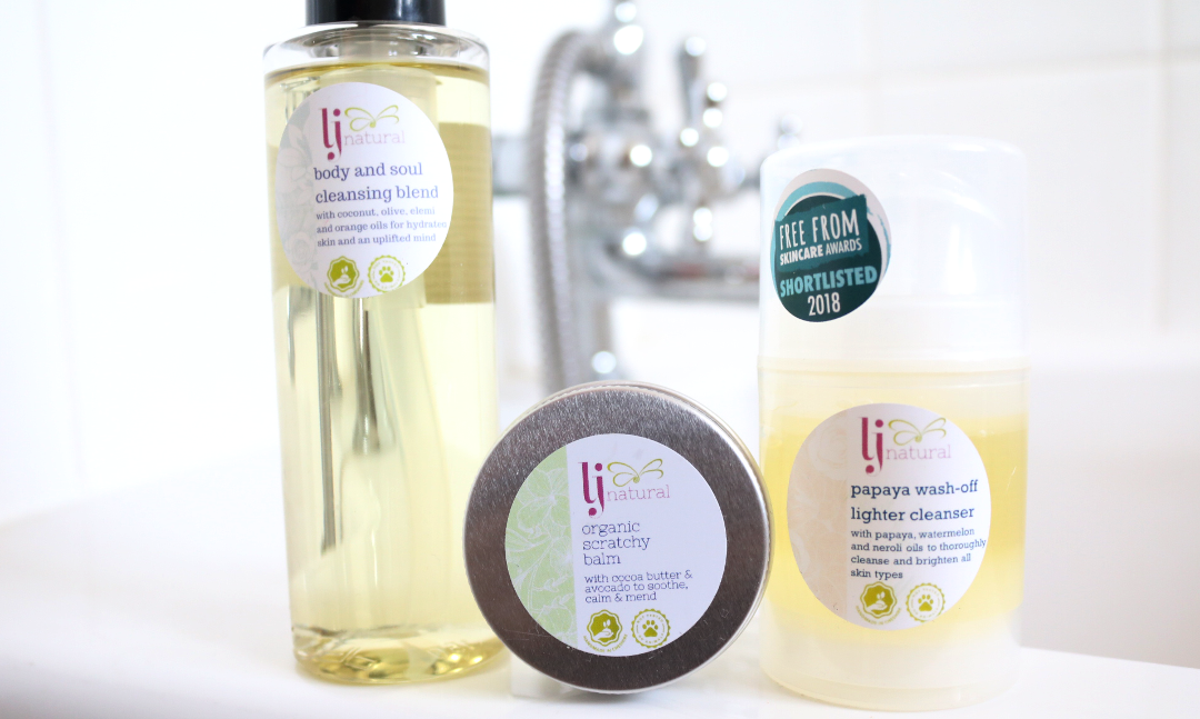 Body & Soul Cleansing Blend, Organic Scratchy Balm + Papaya Wash-Off Lighter Cleanser review