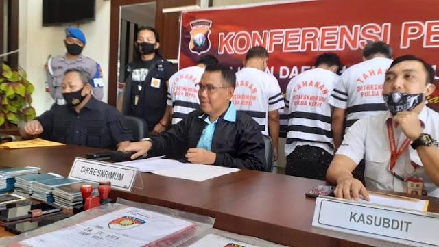 Miris! 3 Jasad ABK WNI Tewas di Kapal China Diselundupkan Via Batam