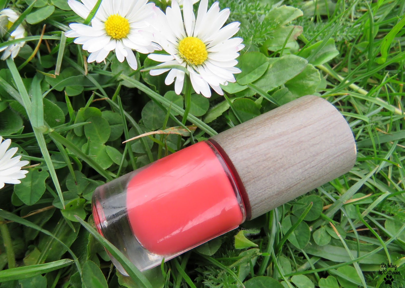 07 Corail - Vernis à Ongles - Bo-ho Cosmetics