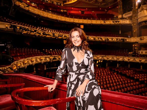 Rachel Tucker on Starring in The Pirate Queen | Interview
