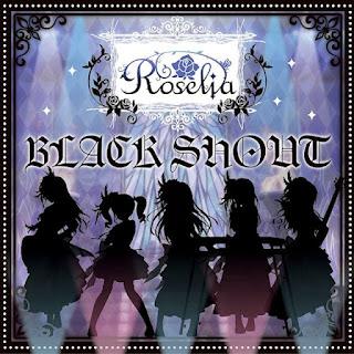 Roselia - BLACK SHOUT [Single] 2017.04.19 [Jaburanime]