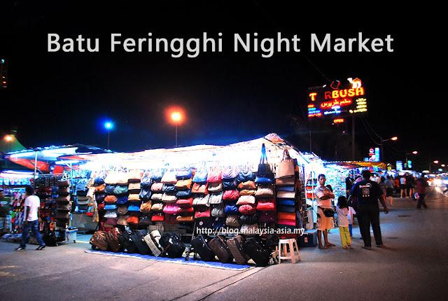 Pasar Malam Batu Feringghi