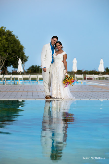 casamento no club med trancoso destination wedding na praia, piscina, fotos