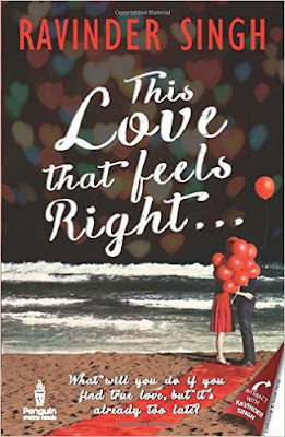 Download Free 'This Love that Feels Right' by Ravinder Singh Book PDF