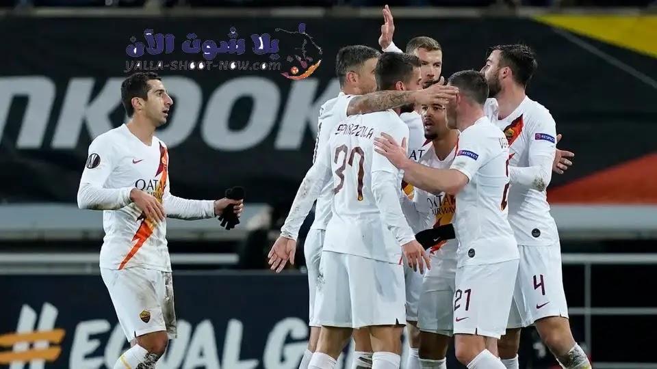 نتيجة مباراة اشبيلية وروما اليوم ذهاب الدوري الاوربي