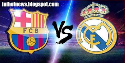 El Clasico Prediksi Barcelona vs Real Madrid 3 April 2016