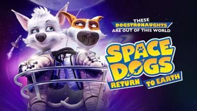 Space Dogs 2010 Full Movies Hindi English Telugu Tamil 480p