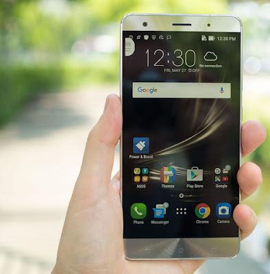 Harga Zenfone 3 Deluxe di Indonesia