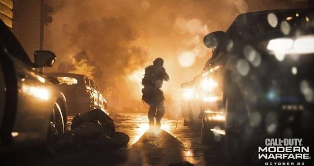 يمكنك الآن تجربة Call of Duty: Modern Warfare على البلايستيشن 4 مجاناً