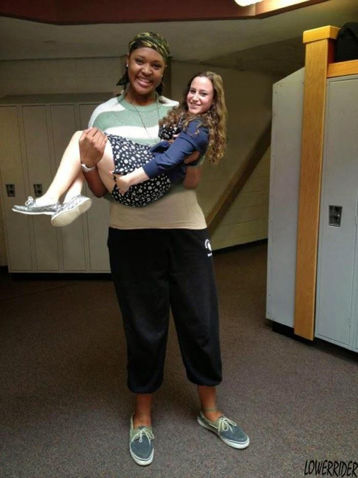 World's Tallest Children on TLC: Tall Is Beautiful.