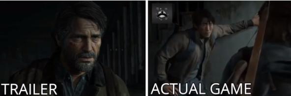 The Last of Us 2 Misleading Marketing