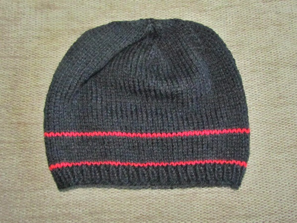 The Yarn Art Cafe: Free: Basic Adult Hat Knitting Pattern