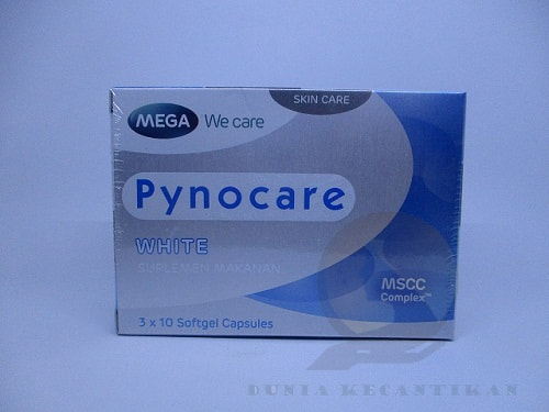 Clinical Trial Pynocare White