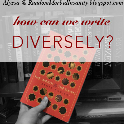 how to write diversely