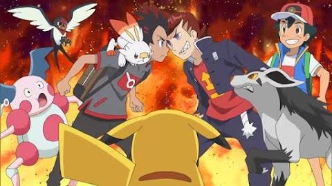Pokemon Viajes capitulo 7 latino: ¡Presentando la Copa Flauta!