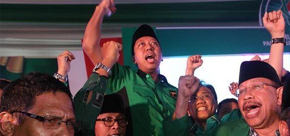 GP Ansor Adukan ide NKRI Bersyariah ke Jokowi, Ustadz Ponpes Sidogiri: Kurang Kerjaan Banget