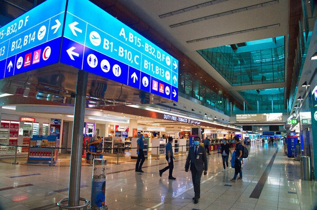 Guidelines for travelling out of UAE