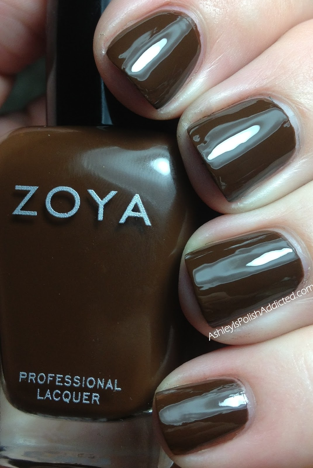 Zoya Sailor Ashley is PolishAddict...