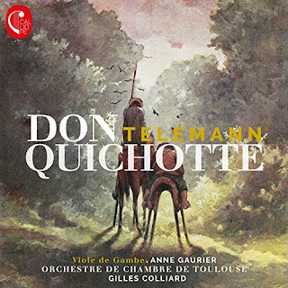 Telemann: Don Quixote