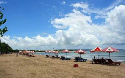 Derawan Beach In East Kalimantan