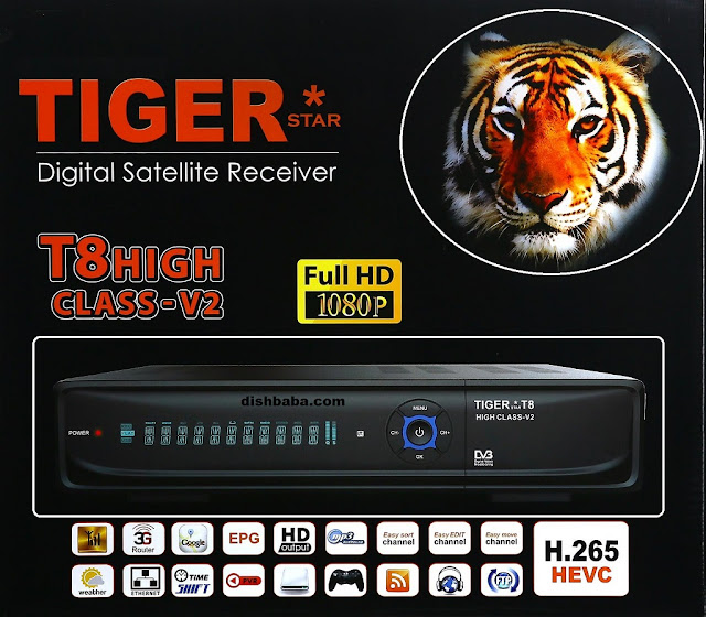 Tiger T8 software