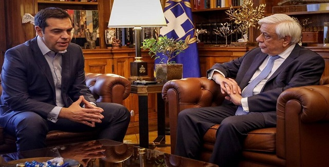 Αλ. Τσίπρας: «Πρόωρες εκλογές για να μην διαταραχθεί ο ενάρετος κύκλος της ελληνικής οικονομίας»