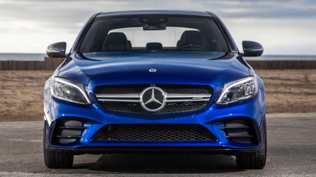 Essai de la Mercedes Classe C 2020