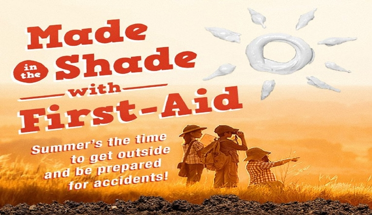 A Parents Guide to First-Aid Kits #infographic