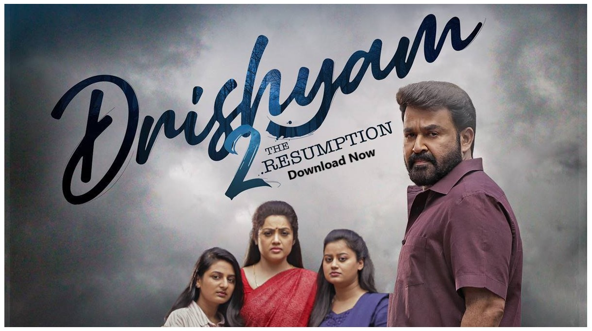 Drishyam 2 Movie Download