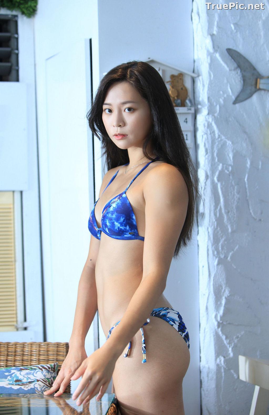 Image Taiwanese Model - Shelly - Beautiful Bodybuilding Bikini Girl - TruePic.net - Picture-62