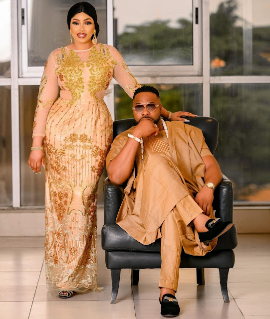 I love you to bit my love, Actor Bolanle Ninalowo celebrates wife on her 40th birthday