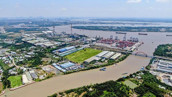 Bất Động Sản Khu Nam Sài Gòn chuẩn bị bùng nổ với 5 tỷ USD được đầu tư 2