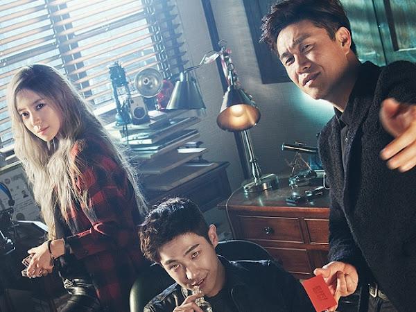 [K-Drama] Vampire Detective