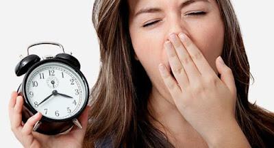Problemas falta de sueño
