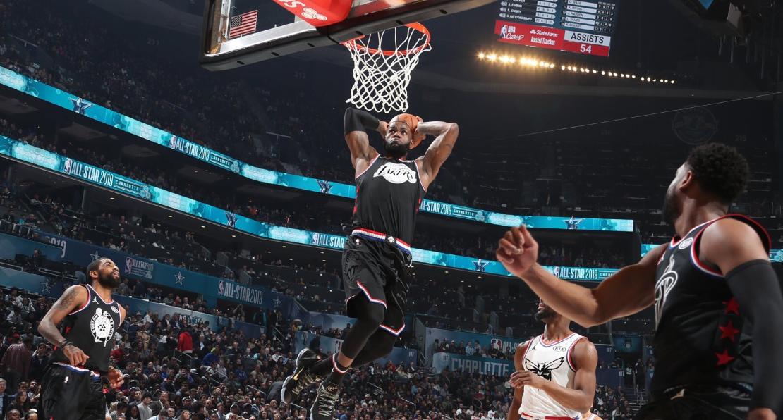 Team Lebron spoils Giannis Antetokounmpo's NBA All-Star performance