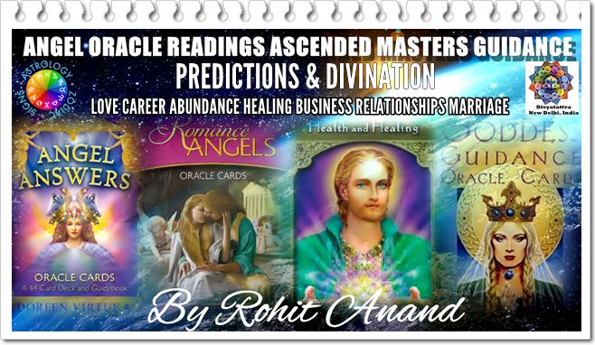 Oracle Cards Readings & Divination