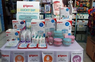 pusat belanja perlengkapan bayi murah di Semarang