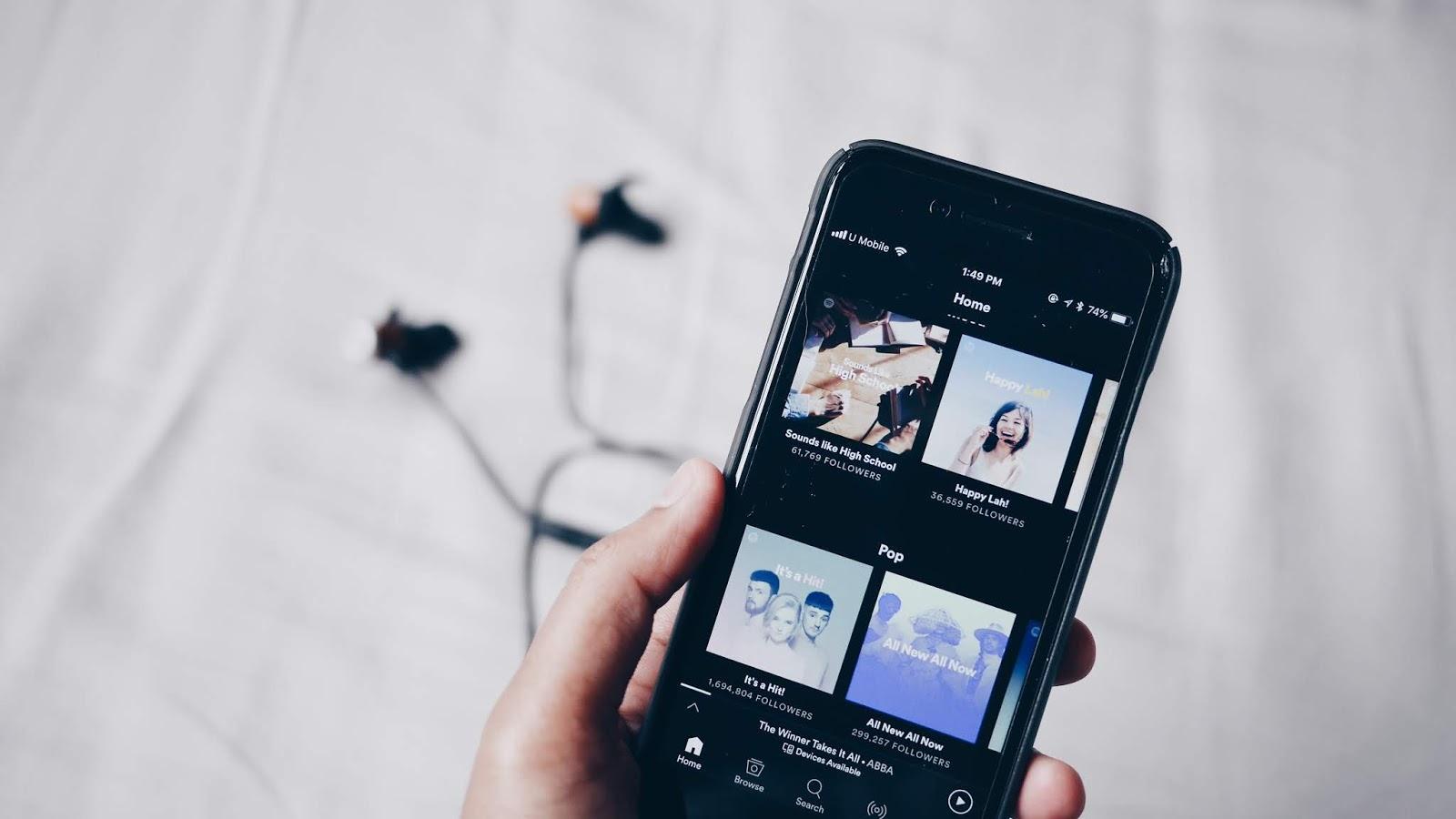 Minhas recentes descobertas no Spotify