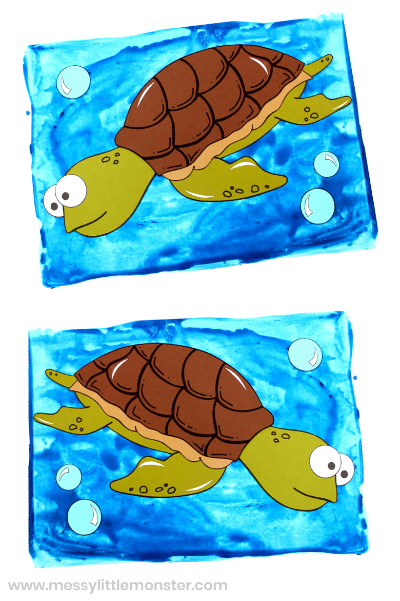 sea turtle craft