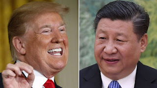 China accuses 'hoodlum' Trump as tit-for-tat tariffs open up trade war