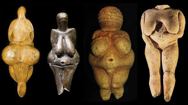 Researchers offer new theory on 'Venus' figurines