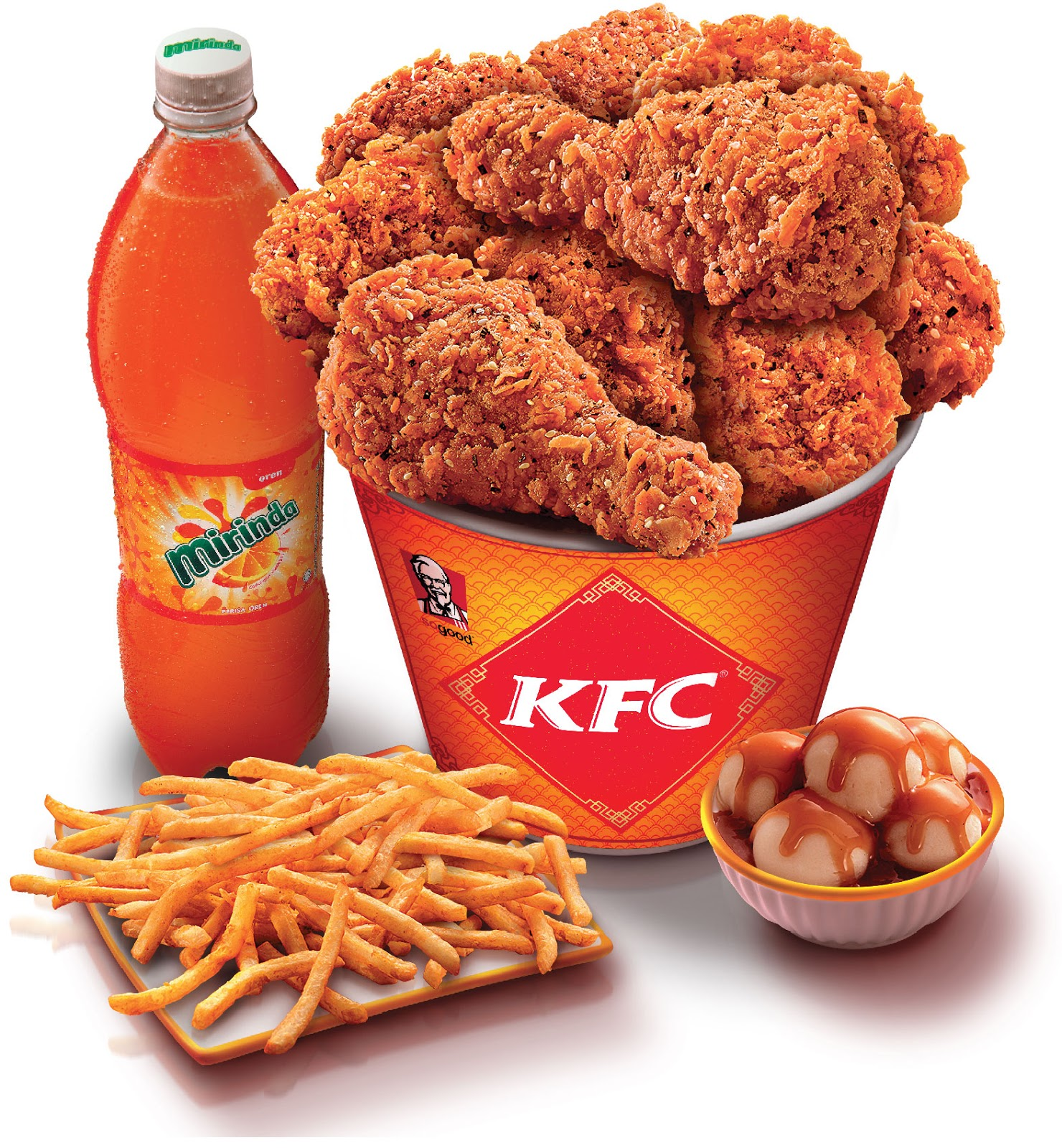 List of countries with KFC franchises