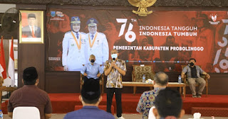 Silaturahim Hasan Aminuddin Bersama Kades Terpilih Dan Akan Habis Masa Jabatannya