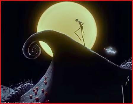 Tim Burton The Nightmare Before Christmas animatedfilmreviews.filminspector.com