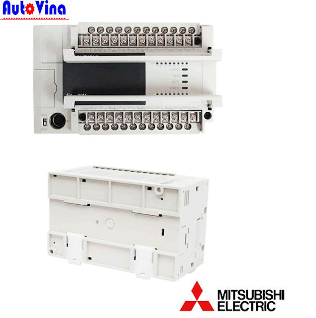Hình ảnh chi tiết về PLC Mitsubishi FX3U-32MR/ES-A