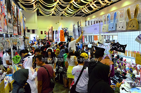 Cosplay Event Malaysia 2017